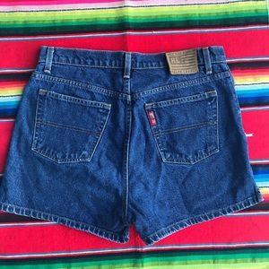 Ralph Lauren High Rise Jeans Shorts